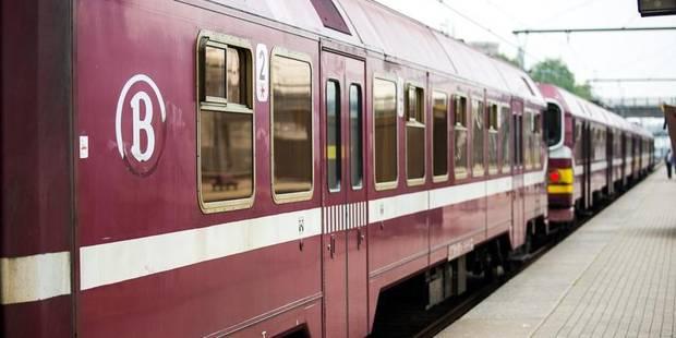 Des trains supplémentaires rouleront ce week-end vers la Côte belge - La DH
