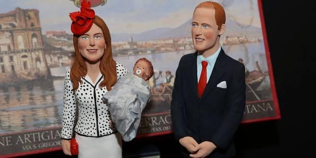 Le Royal Baby va-t-il pointer son nez ce samedi ? - La DH