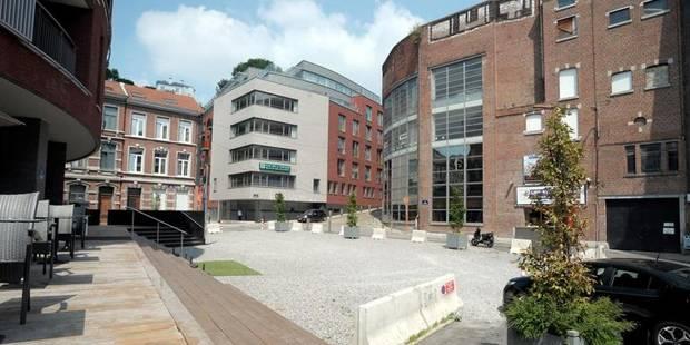 Une nouvelle place au centre-ville de Liège - La DH