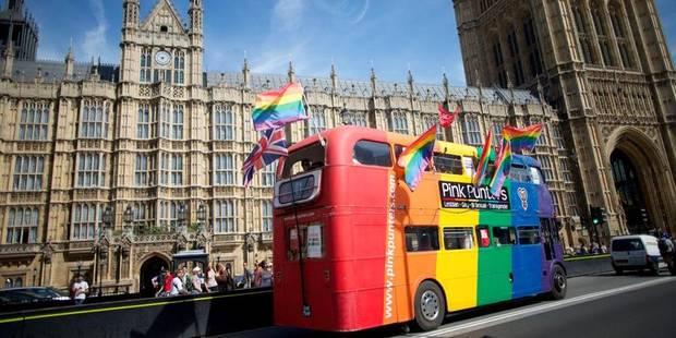 Feu vert des députés britanniques au mariage homosexuel - La DH