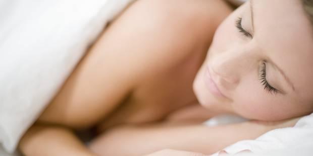 Comment bien dormir lorsqu'il fait chaud - La DH