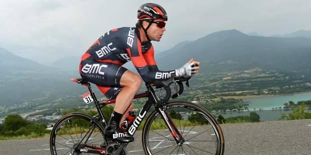 Evans craint pour son avenir chez BMC - La DH