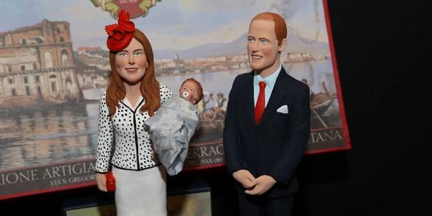 """Kate en plein travail: le """"Royal baby"""" est en route - La DH"""