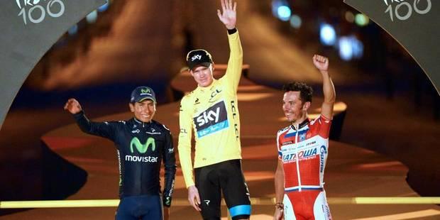 Le Tour de France 2013 résumé de A à Z - La DH