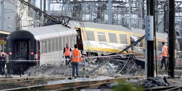 Catastrophe ferroviaire de Brétigny: une septième personne est décédée - La DH