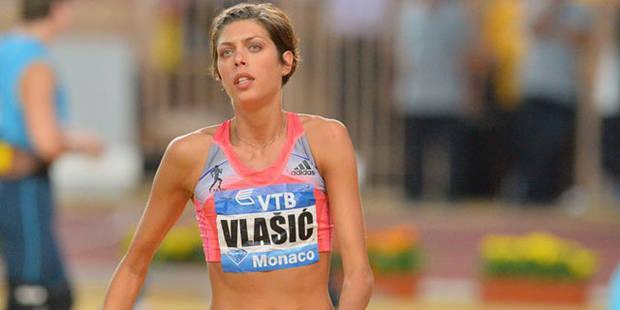 Blanka Vlasic déclare forfait pour les Mondiaux de Moscou - La DH