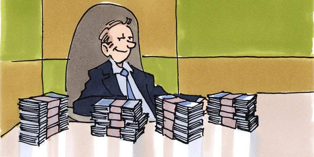 Encore des bonus et des indemnités de départ pour les banquiers - La DH