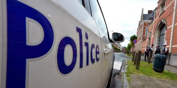 Un dealer se rebelle à Saint-Josse: deux policiers blessés ! - La DH