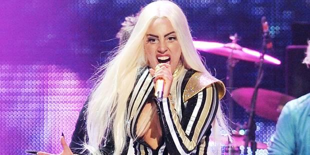 Lady Gaga séduite par une Belge - La DH