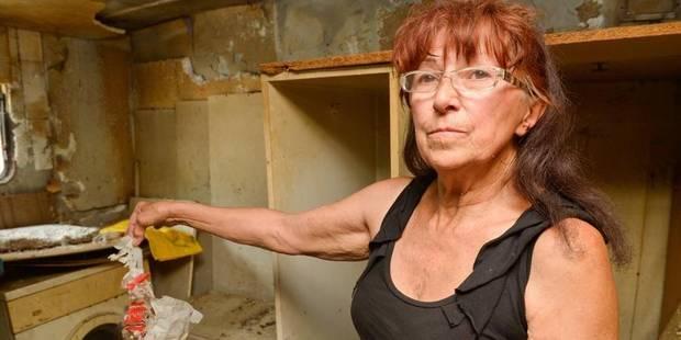 À 79 ans, elle vit sans égout ni eau courante - La DH