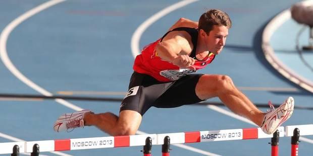 Thomas Van der Plaetsen se classe 15e du décathlon - La DH