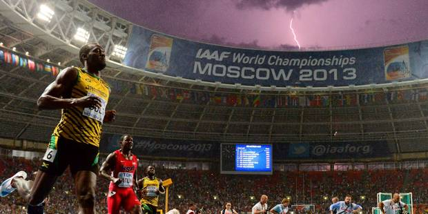 Bolt domine le 100 m en un éclair - La DH