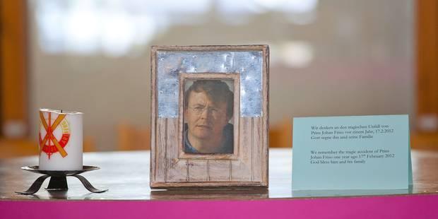 Le prince Friso des Pays-Bas sera enterré près du château de sa mère Beatrix - La DH