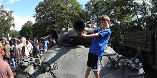 Tanks in Town revient sur la Libération - La DH