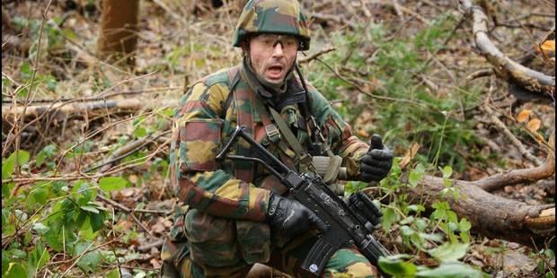 La Belgique va-t-elle combattre en Syrie? - La DH