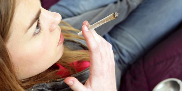 Le cannabis surtout nocif pour les ados - La DH