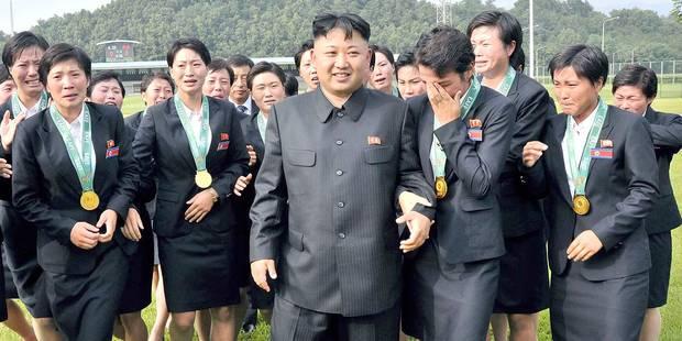 Kim Jong-un aurait fait fusiller son ex à cause d'une sextape - La DH
