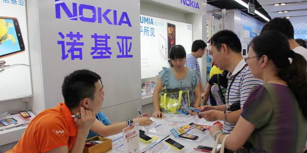 Microsoft va racheter les téléphones de Nokia - La DH