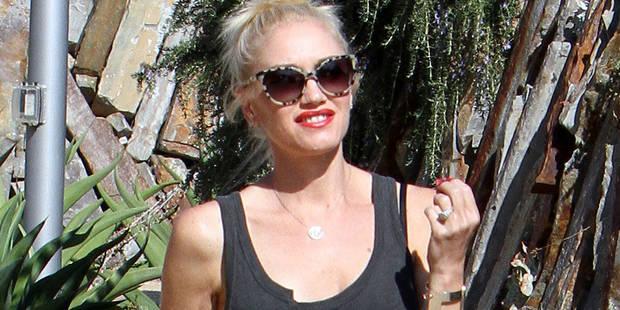 Gwen Stefani enceinte - La DH