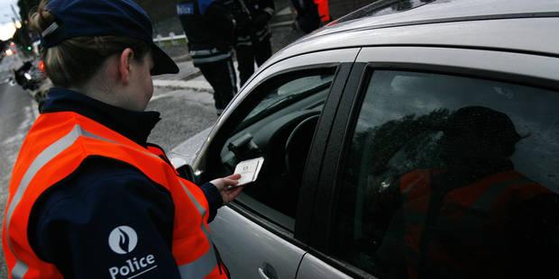 Toujours plus de conducteurs arrêtés sous l'influence de la drogue - La DH