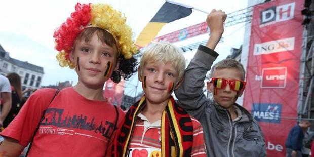 Croatie - Belgique sur la GP de Bruxelles grâce à la DH ! - La DH