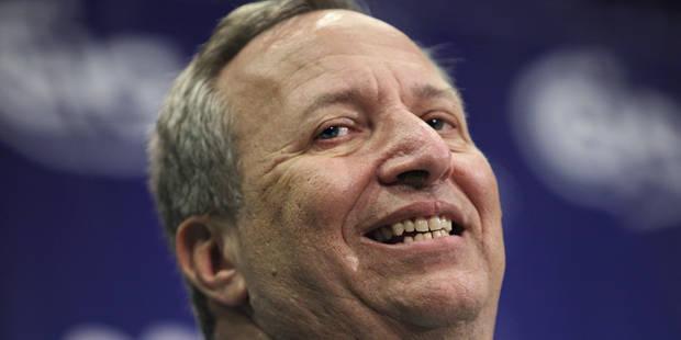 USA: Summers renonce à diriger la Réserve fédérale - La DH