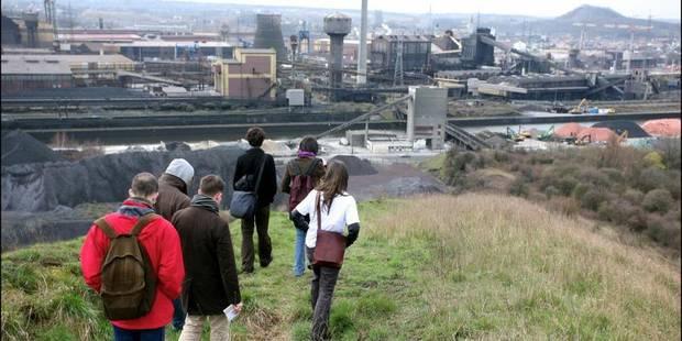 La ville de Charleroi va vendre ses terrils - La DH