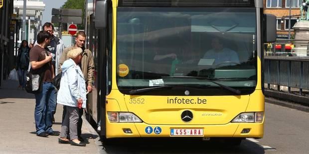 TEC et SNCB se mobilisent pour la mobilité - La DH