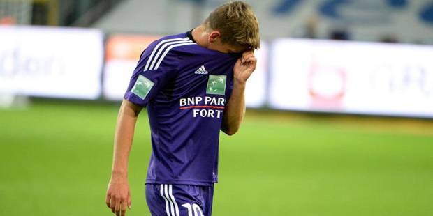 """H. Van Holsbeeck: """"Dennis Praet doit plus travailler"""" - La DH"""
