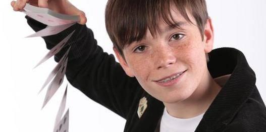 Magic'Adri, un talent namurois de 14 ans - La DH