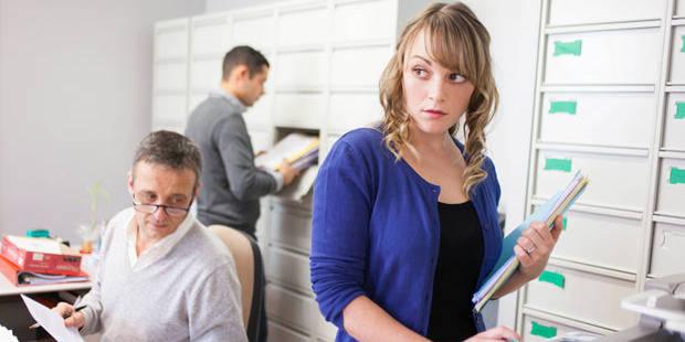 Toujours plus de harcèlement sexuel au travail - La DH