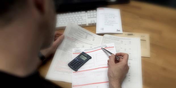 L'Etat belge a perçu des centaines de millions d'euros d'impôts... en trop ! - La DH