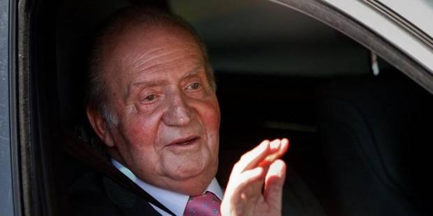 Le roi d'Espagne opéré d'une hanche, nouvelle intervention dans huit semaines - La DH