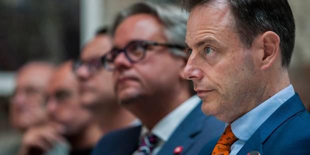 Bart De Wever flirte avec les idées du Vlaams Belang - La DH
