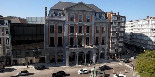 Liège a enfin son théâtre - La DH