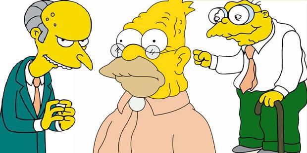 Un personnage récurrent des Simpson va mourir - La DH