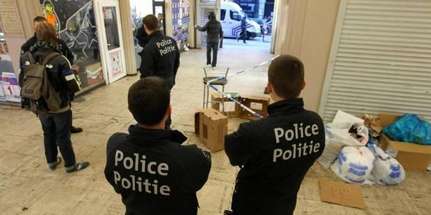 Scandaleuses fuites policières à Matonge! - La DH