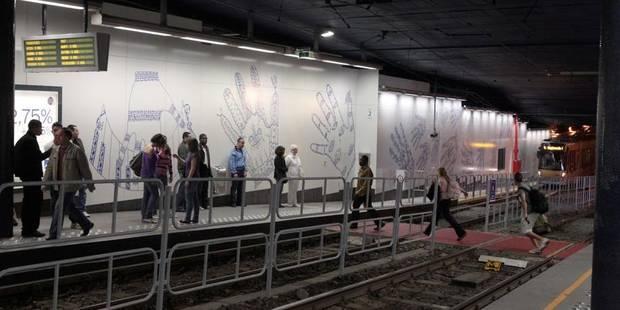 Le métro, sale et dangereux ? - La DH