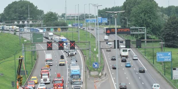 Un homme perd la vie dans un accident sur le Ring de Bruxelles - La DH