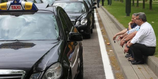 Taxis bruxellois : menaces de grèves sauvages - La DH