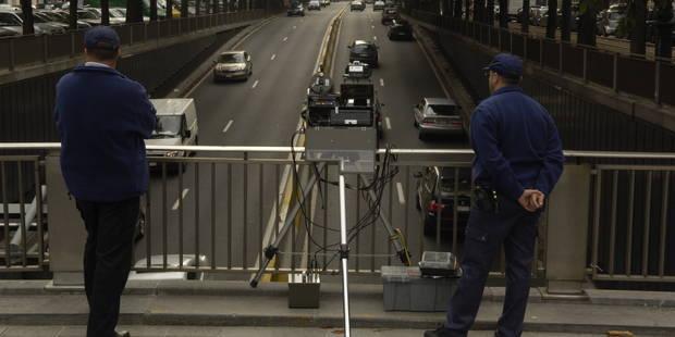 Les automobilistes étrangers payent leurs amendes 60 euros de moins - La DH