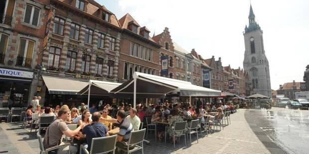 Cours de néerlandais pour commerçants tournaisiens - La DH