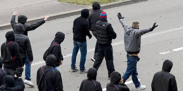 Anderlecht-PSG: 76 hooligans arrêtés - La DH