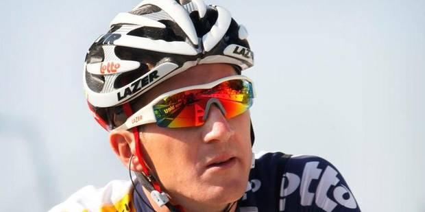"""Van den Broeck : """"Un parcours qui me convient"""" - La DH"""