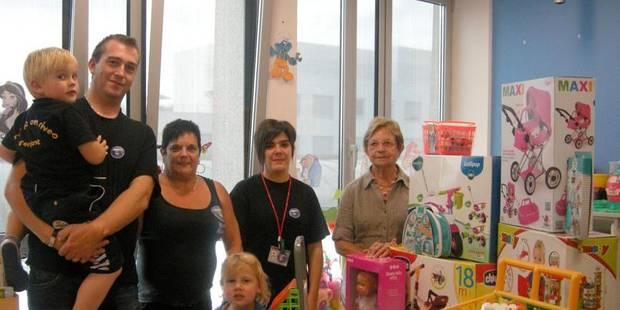 Apporter de la joie aux enfants malades - La DH
