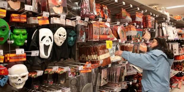 Halloween: Les enfants dévalisent les grandes surfaces - La DH