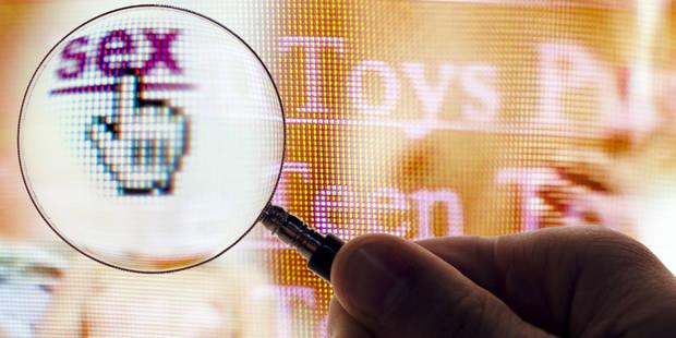 Deux ans de prison pour un cyberpédophile belge - La DH