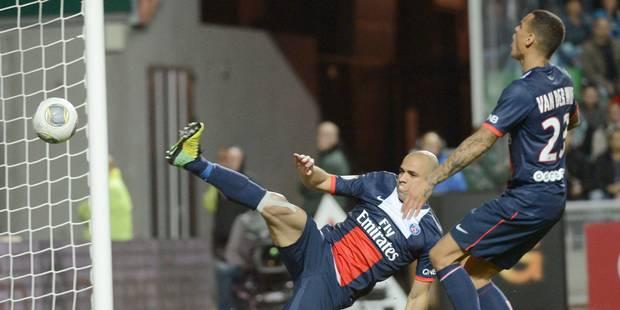 Saint-Etienne et le PSG se quittent sur un nul (2-2) - La DH