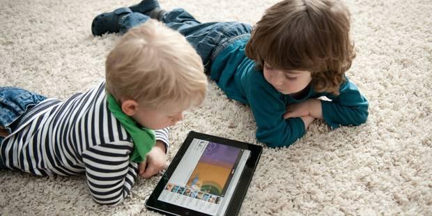De plus en plus de bébés utilisent... des tablettes - La DH