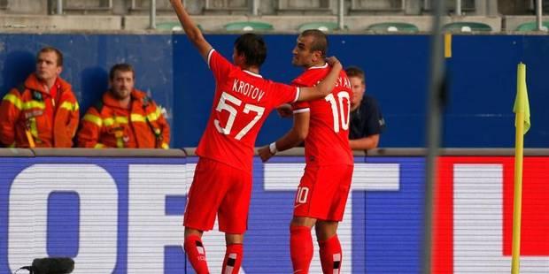 Deux matches à huis clos pour le Spartak Moscou - La DH